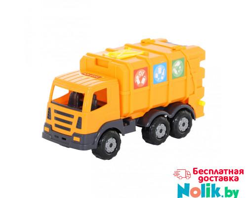 Детская игрушка автомобиль коммунальный, мусоровоз Престиж арт. 71743. Полесье в Минске