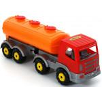 Детская игрушка автомобиль с полуприцепом-цистерной Престиж арт. 44235. Полесье