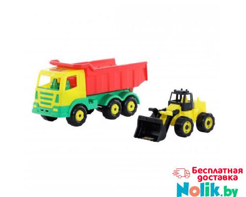 Детская игрушка автомобиль + набор №463 арт. 44914. Полесье в Минске
