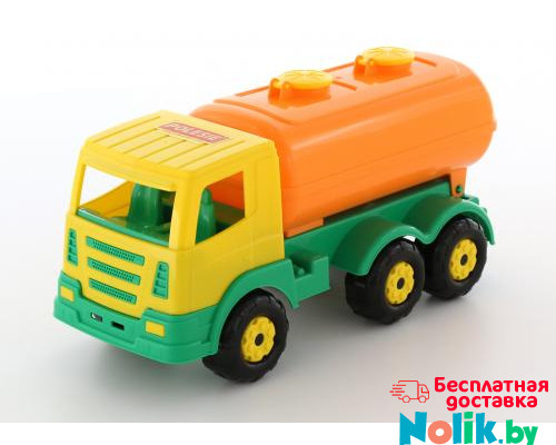 Детская игрушка автомобиль с цистерной Престиж арт. 62703. Полесье в Минске