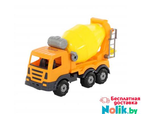 Детская игрушка автомобиль-бетоновоз Престиж арт. 73020. Полесье в Минске