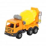 Детская игрушка автомобиль-бетоновоз Престиж арт. 73020. Полесье