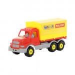 Детская игрушка автомобиль бортовой тентовый Сталкер арт. 44266. Полесье