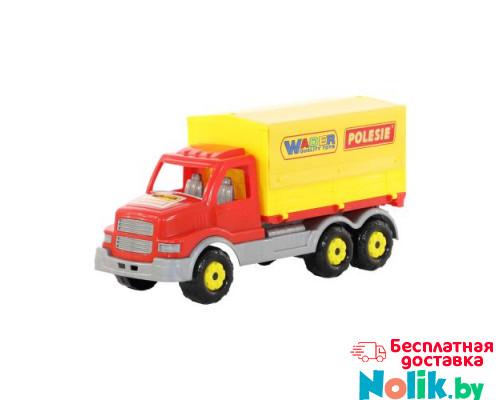 Детская игрушка автомобиль бортовой тентовый Сталкер арт. 44266. Полесье в Минске