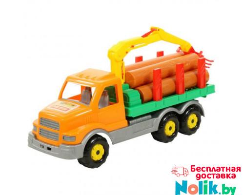 Детская игрушка автомобиль-лесовоз Сталкер арт. 44297. Полесье в Минске