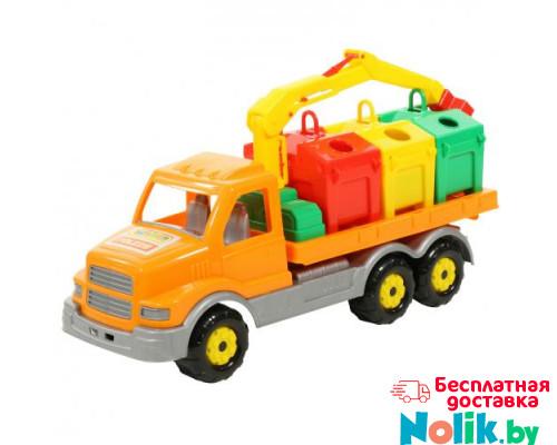Детская игрушка автомобиль-контейнеровоз Сталкер арт. 44280. Полесье в Минске