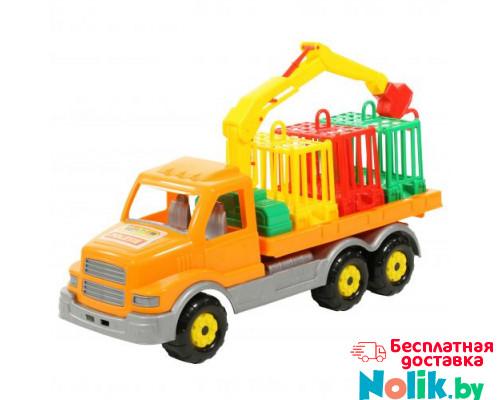 Детская игрушка автомобиль для перевозки зверей Сталкер арт. 44303. Полесье в Минске