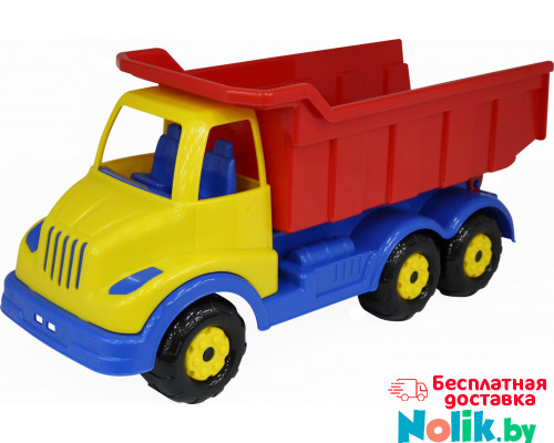 Детская игрушка автомобиль-самосвал Муромец арт. 44112. Полесье в Минске