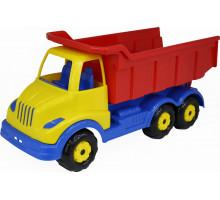Детская игрушка автомобиль-самосвал Муромец арт. 44112. Полесье