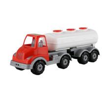 Детская игрушка автомобиль с полуприцепом-цистерной Муромец арт. 44136. Полесье