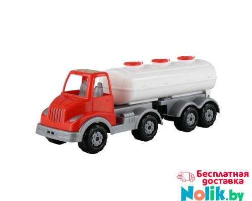 Детская игрушка автомобиль с полуприцепом-цистерной Муромец арт. 44136. Полесье в Минске