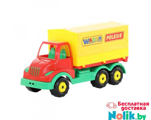 Детская игрушка автомобиль бортовой тентовый Муромец арт. 44068. Полесье в Минске