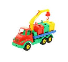Детский автомобиль-контейнеровоз Муромец арт. 44082. Полесье