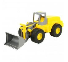 Детская игрушка  трактор-погрузчик Гранит арт. 38272. Полесье