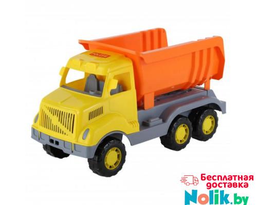 Детская игрушка автомобиль-самосвал Богатырь арт. 37336. Полесье в Минске