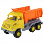 Детская игрушка автомобиль-самосвал Богатырь арт. 37336. Полесье
