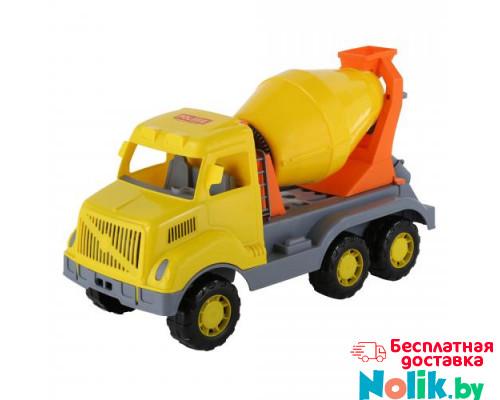 Детская игрушка автомобиль-бетоновоз Богатырь арт. 37350. Полесье в Минске