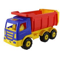 Детская игрушка автомобиль-самосвал Премиум арт. 6607. Полесье