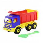 Детская игрушка автомобиль-самосвал + лопата большая Премиум арт. 9844. Полесье