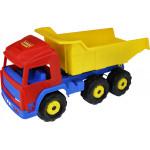Детская игрушка автомобиль-самосвал Silver арт. 44402. Полесье
