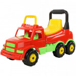 Детская игрушка  Каталка-автомобиль Буран №1 (красная) арт. 43634. Полесье