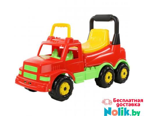 Детская игрушка  Каталка-автомобиль Буран №1 (красная) арт. 43634. Полесье в Минске