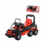 Детская игрушка автомобиль-каталка (в коробке) 201-01 MAMMOET арт. 67135. Полесье