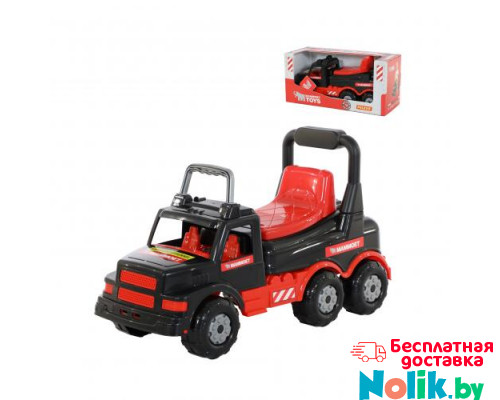 Детская игрушка автомобиль-каталка (в коробке) 201-01 MAMMOET арт. 67135. Полесье в Минске