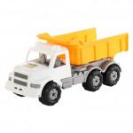 Детская игрушка автомобиль дорожный (бело-оранжевый) Буран арт. 43689. Полесье