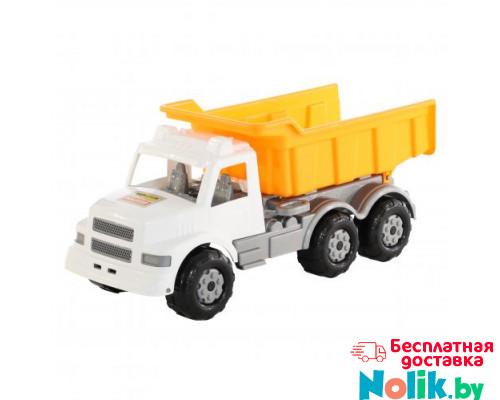 Детская игрушка автомобиль дорожный (бело-оранжевый) Буран арт. 43689. Полесье в Минске