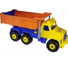 Детская игрушка автомобиль-самосвал Супергигант арт. 5113. Полесье