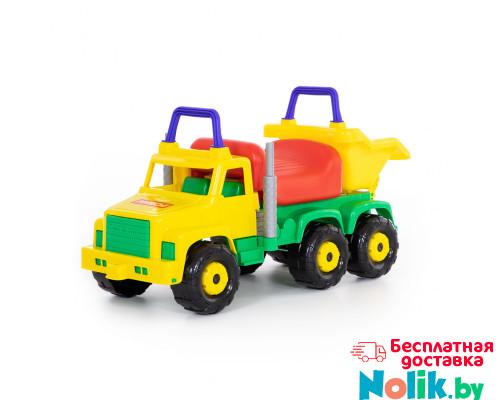 Детский автомобиль Супергигант-2 цвет зеленый арт. 7889. Полесье в Минске