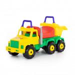 Детский автомобиль Супергигант-2 цвет зеленый арт. 7889. Полесье