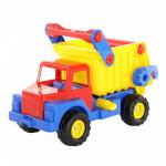 Детская игрушка автомобиль-самосвал №1 арт. 37909. Полесье