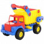 Машинка Полесье самосвал №1 с резиновыми колёсами арт. 37916