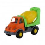 Детская игрушка автомобиль-бетоновоз Леон арт. 52865. Полесье