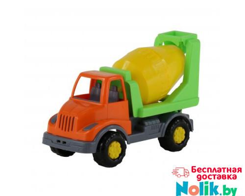 Детская игрушка автомобиль-бетоновоз Леон арт. 52865. Полесье в Минске