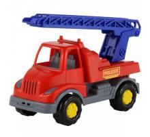 Детская игрушка автомобиль-пожарная спецмашина Леон арт. 52889. Полесье