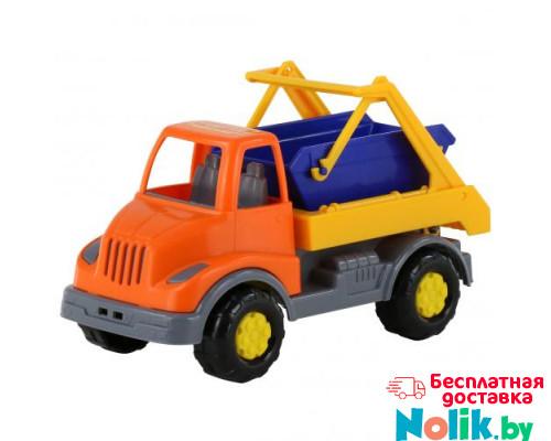 Детская игрушка автомобиль-коммунальная спецмашина Леон арт. 52896. Полесье в Минске
