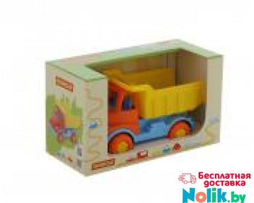 Детская игрушка автомобиль-самосвал (в коробке) Леон арт. 68194. Полесье в Минске