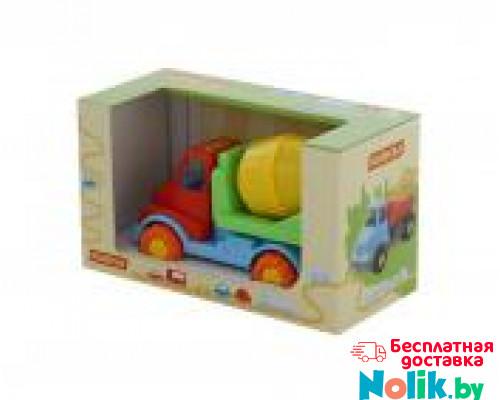 Детская игрушка автомобиль-бетоновоз (в коробке) Леон арт. 68200. Полесье в Минске