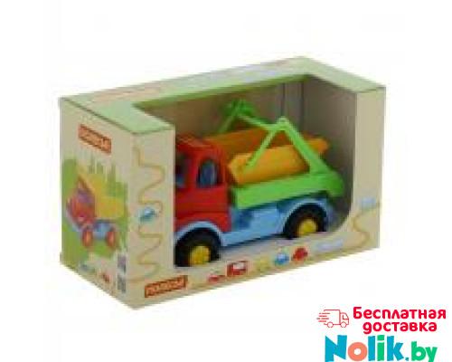 Детская игрушка автомобиль-коммунальная спецмашина (в коробке) Леон арт. 68231. Полесье в Минске
