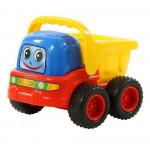 Детская игрушка автомобиль-самосвал Чип-макси арт. 53848. Полесье