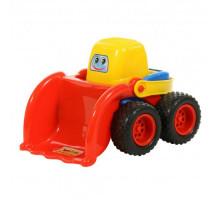 Детская игрушка  трактор-погрузчик Чип-макси арт. 53855. Полесье