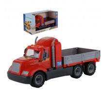 Детская игрушка автомобиль бортовой (в коробке) Майк арт. 55460. Полесье