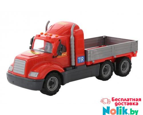 Детская игрушка автомобиль бортовой (в сеточке) Майк арт. 55477. Полесье в Минске