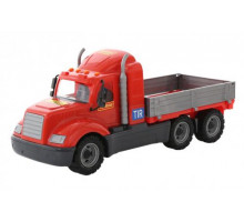 Детская игрушка автомобиль бортовой (в сеточке) Майк арт. 55477. Полесье