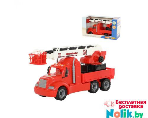 Детская игрушка автомобиль пожарный (в коробке) Майк арт. 61973. Полесье в Минске