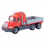 Детская игрушка автомобиль бортовой (в лотке) Майк арт. 58430. Полесье