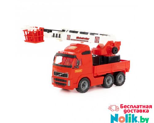 Детская игрушка автомобиль пожарный (в сеточке) Volvo арт. 8787. Полесье в Минске